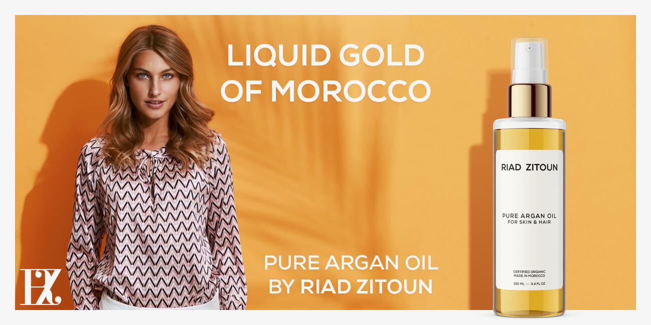 Ad Argan Oil